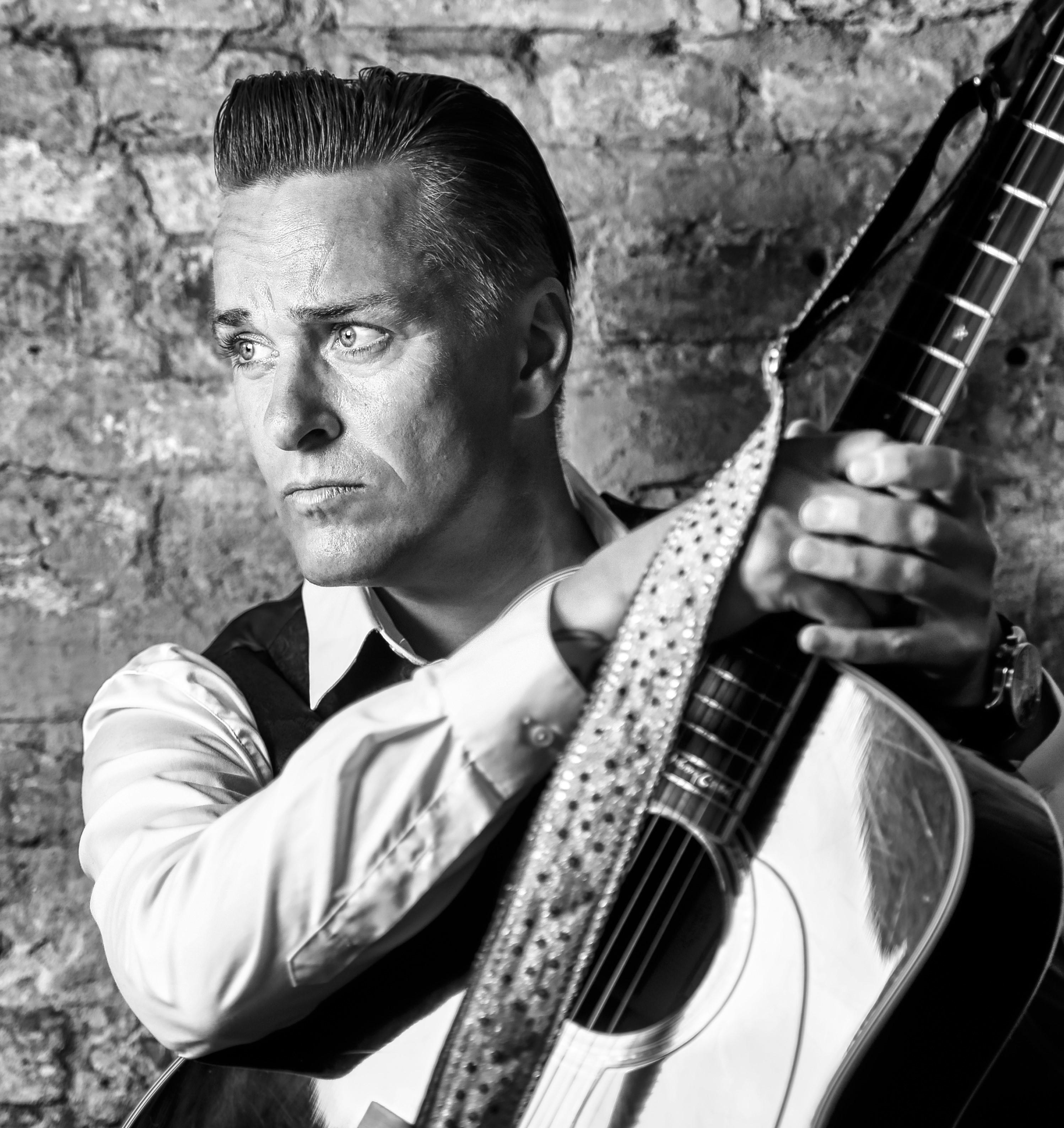 Johnny Cash Alive Pressebillede 2021